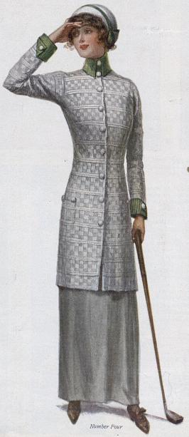1912 sweater coat