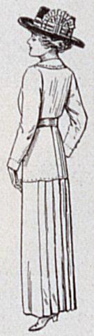 dress-back view