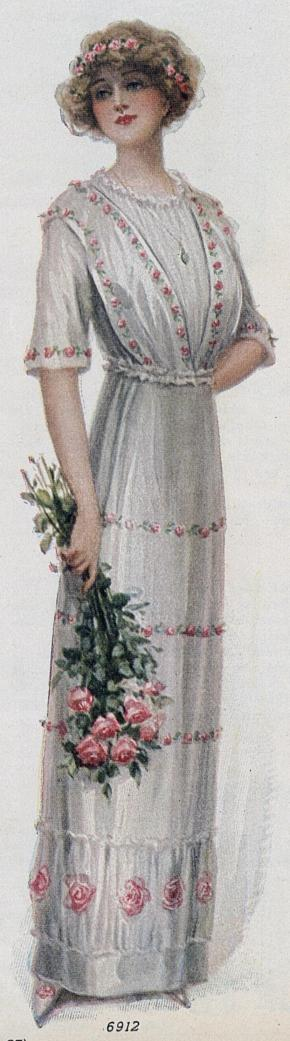hundred year old dress