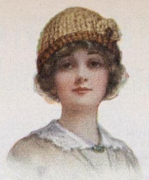 1912 knit cap