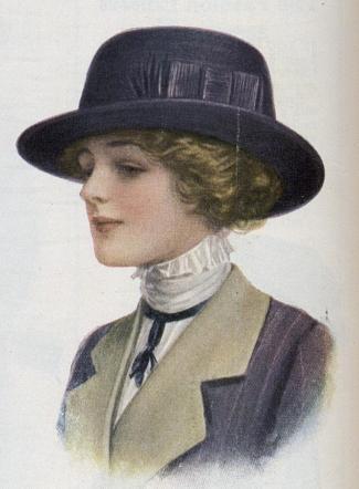 1912 hat