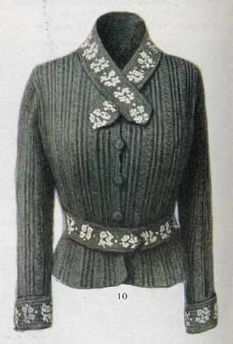 1912 swester jacket