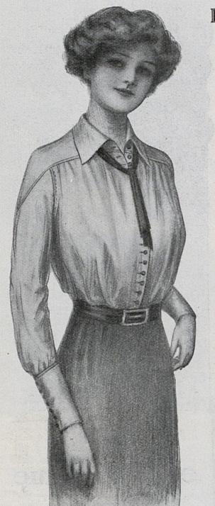 1912 waist