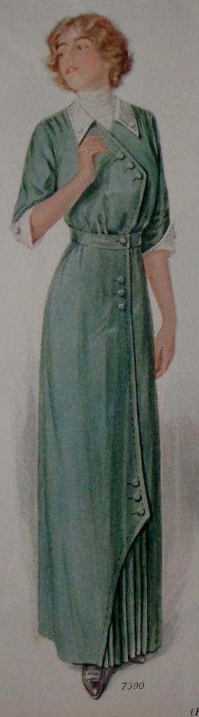 1913 dress