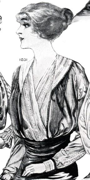1913 waist