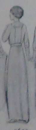 1913 Dress-back